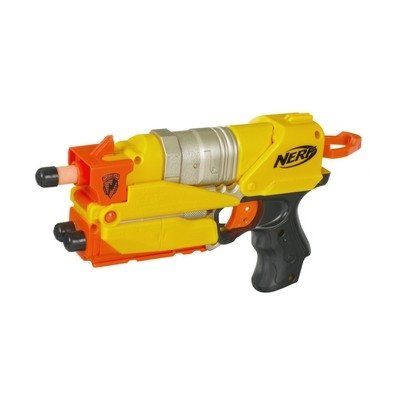 Nerf Nstrike Switch Shot EX-3 Yellow