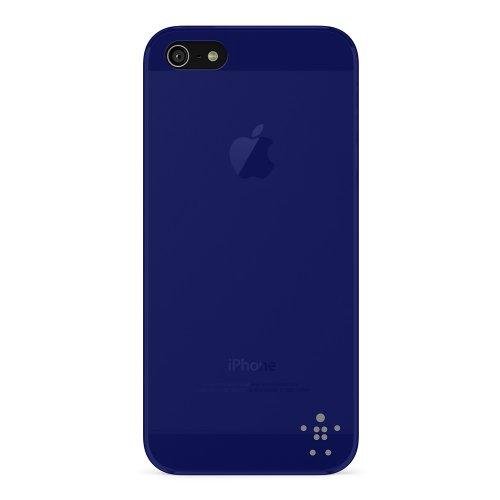 Belkin Micra Sheer Matte Iphone 5 Case (Navy)