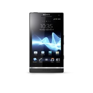 Sony Xperia S LT26i-BK Unlocked Phone