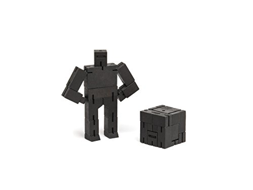 Areaware Micro Ninjabot Black Puzzle