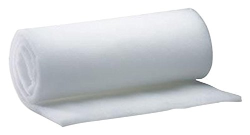 Cheapest Prices! Bonded Dacron Upholstery Grade Polyester Batting 48 Inch Wide (5 yards)
