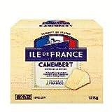 イル・ド・フランス カマンベール 125g