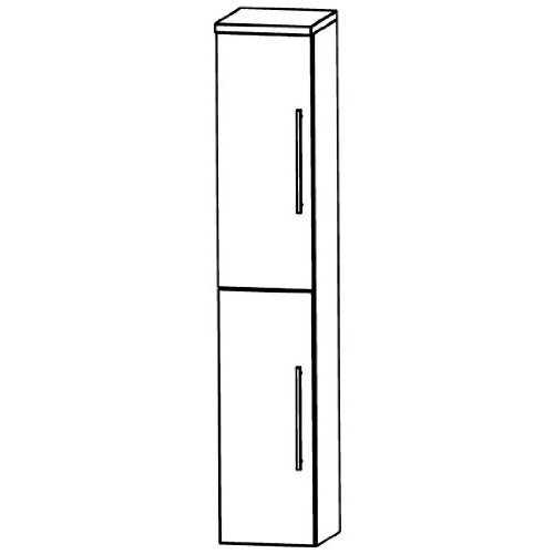 Kera Puris Trends (HNA034A7L / R Tall Cupboard Bathroom Cupboard 40 CM