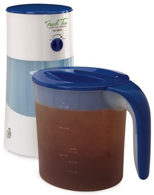 Sunbeam Products Tm70 3Qt Blue Ice Tea Maker - Quantity 2