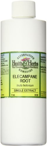 Alternative Health & Herbs Remedies Elecampane Root 8-Ounce Bottle