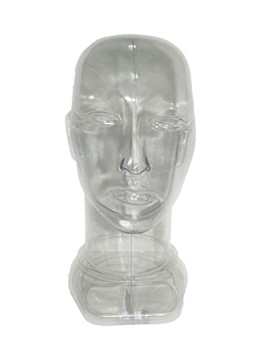 Unisex Head - Clear (Plastic Head compare prices)