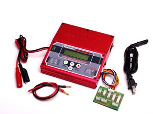 TP610C-ACDC 1-6 Cell LiPo AC/DC Charger w/Balancer