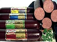 Bavaria Summer Sausage Variety Pack, Set of Three from Wisconsinmade.com