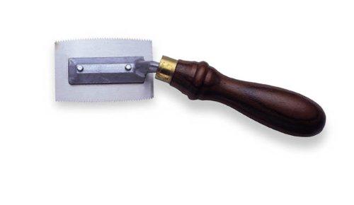 Pax 410021 Veneer Saw with Rosewood Handle