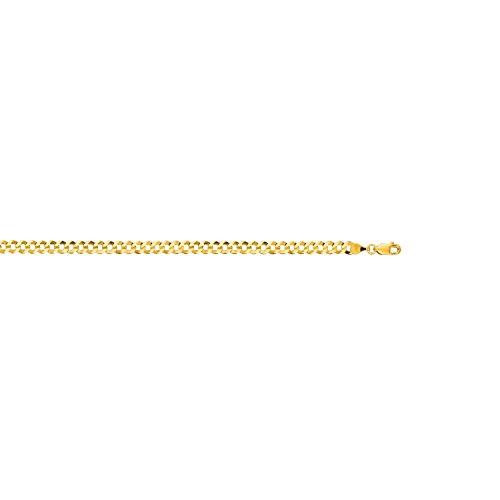 10k Gold 8.5 Inch - JewelryWeb