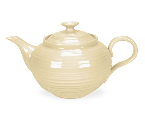 Portmeirion Sophie Conran Biscuit Teapot