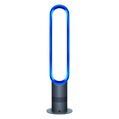 Find Discount Dyson AM02 tower fan - Factory Reconditioned by Dyson (Iron/ Blue)