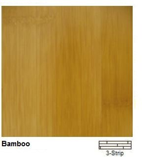 Regal Plus Bamboo laminate wood flooring 8.3mm (floors sample 1PC)