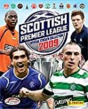 SCOTTISH PREMIER LEAGUE 2009 STICKER COLLECTION - FULL BOX 100 PACKETS PANINI SPL