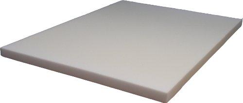Upholstery Foam, Firm Soy Based Foam, King, 75.5X79X3