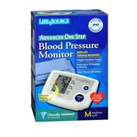 manual inflate blood pressure monitor