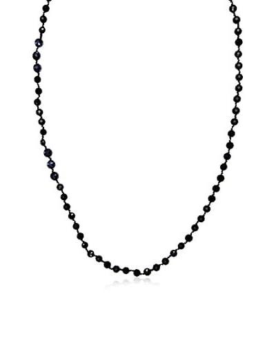 Lola Casademunt Collar Piedras Negro
