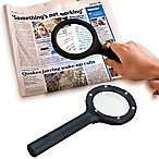 LED Lighted Handheld Magnifier - 1