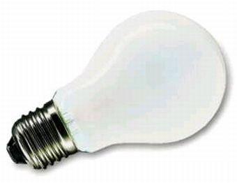 Glühlampe Classic 100W matt E27