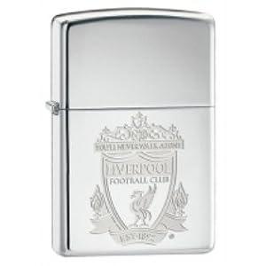 Liverpool Fc Zippo Lighter from ZIPPO