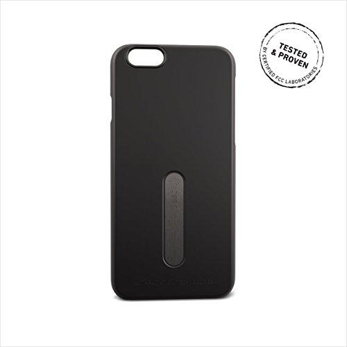 Vest Anti-Radiation Case for iPhone 6/6s Plus, Black (Iphone 6 Plus Case Anti Radiation compare prices)