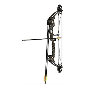 Barnett Vortex Adjustable Jr Bow Package Archery Hunting Target Survival Set Outdoor... by Barnett Vortex