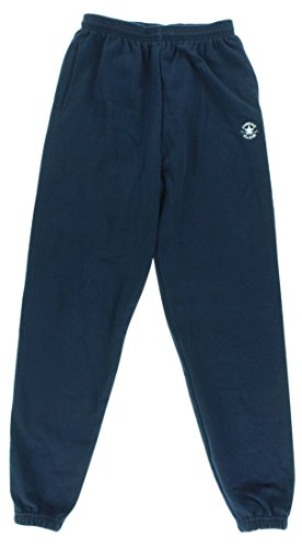Converse Mens Elastic Ankle Cuff Sweatpants Navy Blue