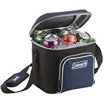 Coleman 9-Can Soft Cooler with Liner (color may vary)