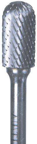 A&H Abrasives 120836, Portable Power Tool Accessories, Carvers, 3/8x3/4x1/4 Sc3 Carbide Burr