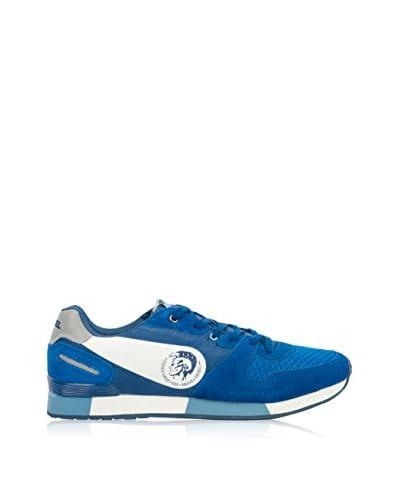 DIESEL Zapatillas Logo Azul