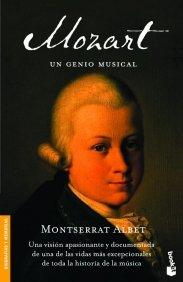 Mozart, un genio musical (Booket Logista) - Montserrat Albet - Libro