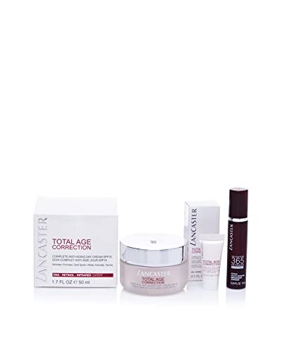 Lancaster Set Crema Total Age 50 ml + 365 Serum 10 ml + Yeux 3 ml