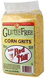 Corn Grits, Gluten Free - 2 / 24 Oz. Bags * Bob\'s Red Mill