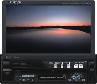 Kenwood KVT-719DVD