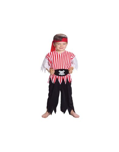 US Toy Kids Pirate Costume