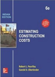Ebook estimating construction costs 6th edition free pdf for Online construction cost estimator
