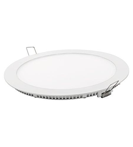 davled-downlight-led-redondo-plano-aluminio-color-blanco-18w-luz-fria