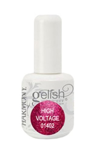 "Harmony Gelish U V Gel ""High Voltage #01402"" New Color"