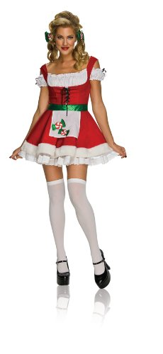 Secret Wishes Christmas Candy Costume