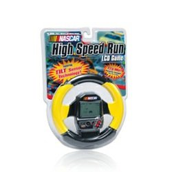 "NASCAR ""High Speed Run"" Tilt LCD - 1"