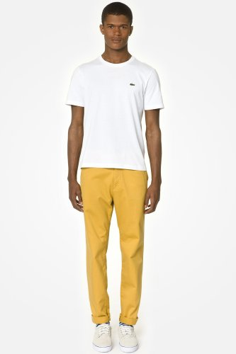L!VE Cotton Gabardine Tapered Leg Pant