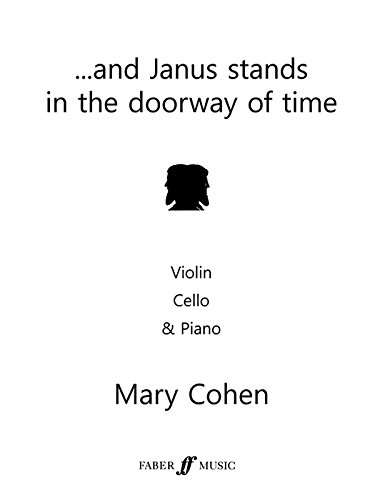 . . . And Janus Stands in the Doorway of Time (Score & Parts) (Faber Edition) (Tapa Blanda)