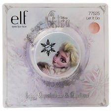 E.l.f. Disney Frozen Elsa Icing Eye Shadow & Eyeliner Snow and Ice - 77525 Let It Go by e.l.f. Cosmetics