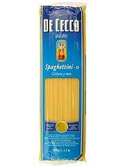 パスタ ディチェコ No.11 スパゲッティーニ 1.6mm 500g 月替ママパン通信付き(1注文に1枚のみ)