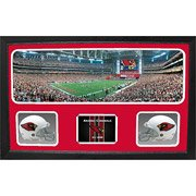 Arizona Cardinals Double Helmet Shadow Box-NFL by NFL