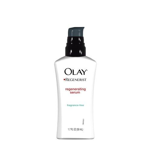 Olay Regenerist Daily Regenerating Serum, Fragrance Free, 1.7-Fluid Ounces