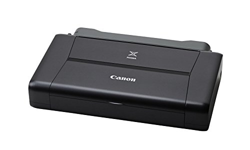 Canon-Pixma-iP110-Stampante-Fotografica-Inkjet-con-Batteria-9600-x-2400-dpi-Nero