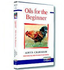 Learn to Paint Oils for the Beginner (Double Disc DVD)