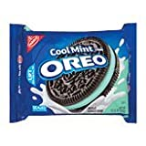 OREO - COOKIES - CHOCOLATE COOL MINT CRÃME