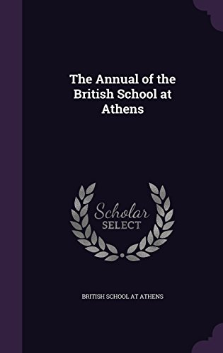 The Annual of the British School at Athens